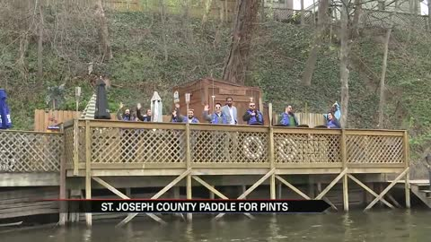 Paddle for Pints is coming to St. Joseph County this summer